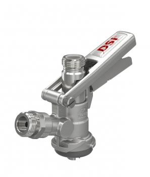 Keg coupler system 'S' DSI