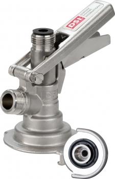 Keg coupler system 'M' DSI