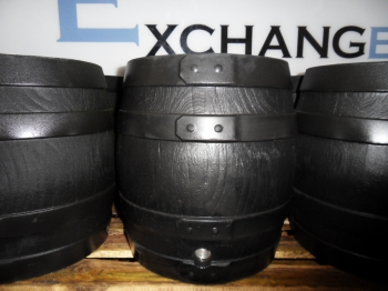 Party KEG 30l with Bavarian bunghole