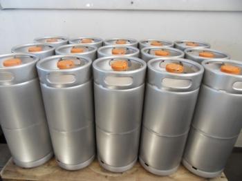 Slim keg 20,4l - new