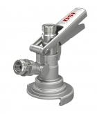 Keg coupler system 'A' DSI