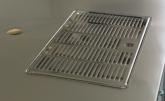Drip tray 400x220